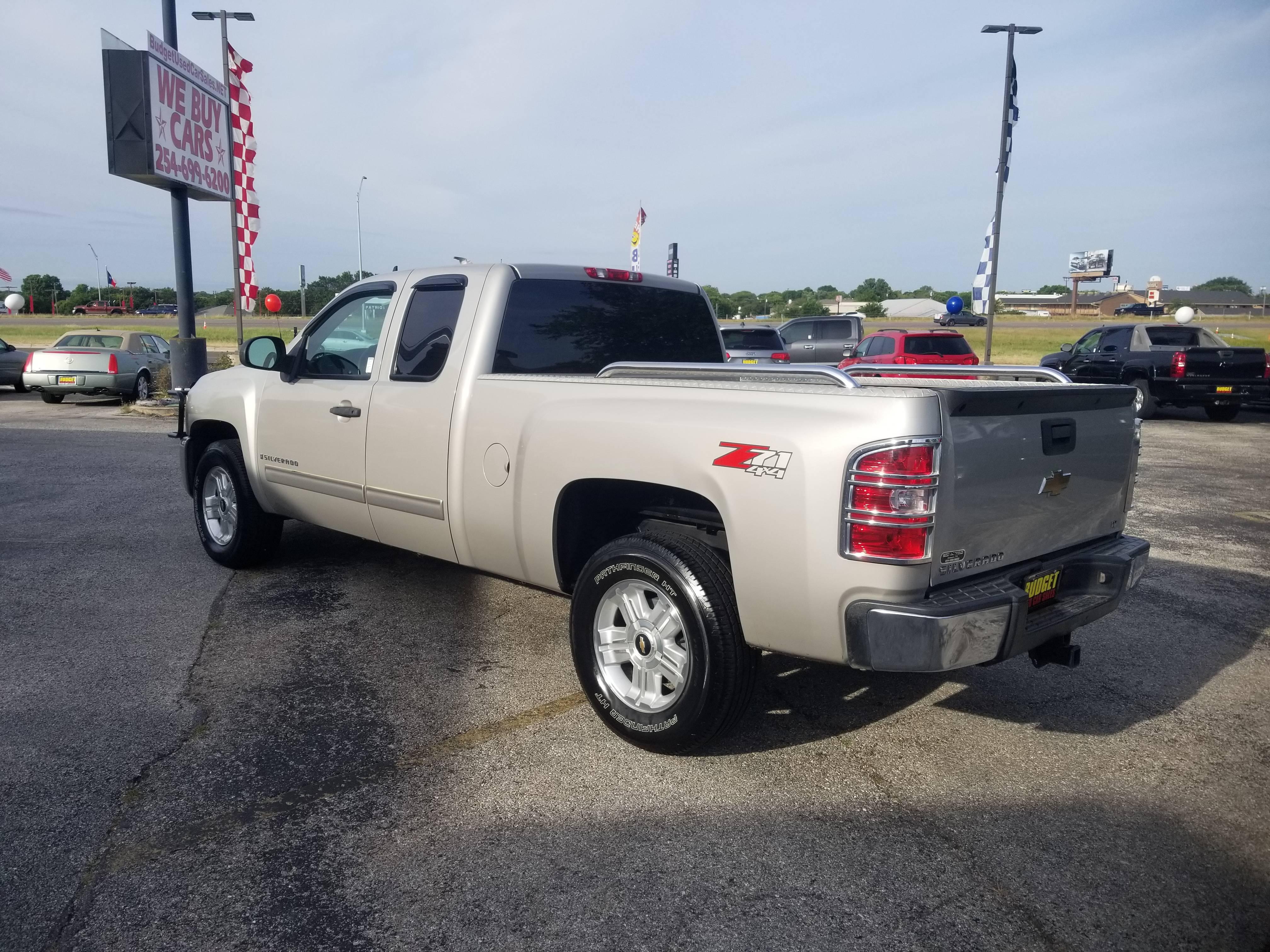used vehicle - Truck Chevrolet Silverado 1500 2009