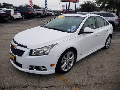 Used Chevrolet Cruze 2012 KILLEEN LTZ