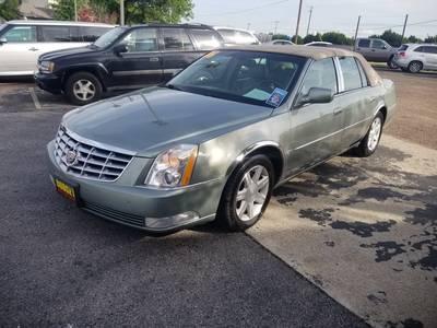 Used Cadillac DTS 2006 KILLEEN