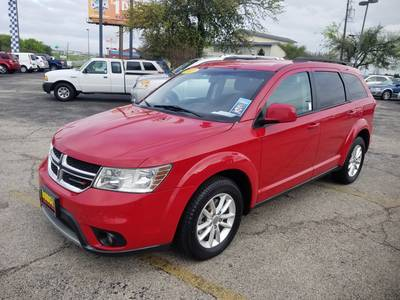 Used Dodge Journey 2013 KILLEEN [SXT]