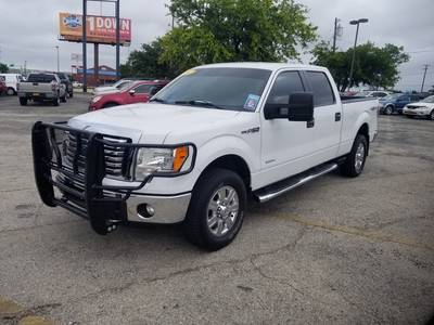 Used Ford F-150 2012 KILLEEN XLT