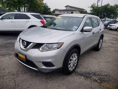 Used NISSAN ROGUE 2016 KILLEEN S