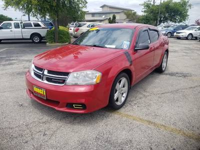 Used Dodge Avenger 2013 KILLEEN [SE]
