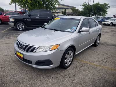 Used KIA OPTIMA 2009 KILLEEN LX