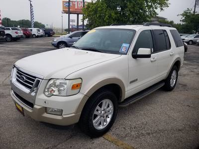 Used Ford Explorer 2008 KILLEEN EDDIE BAUER