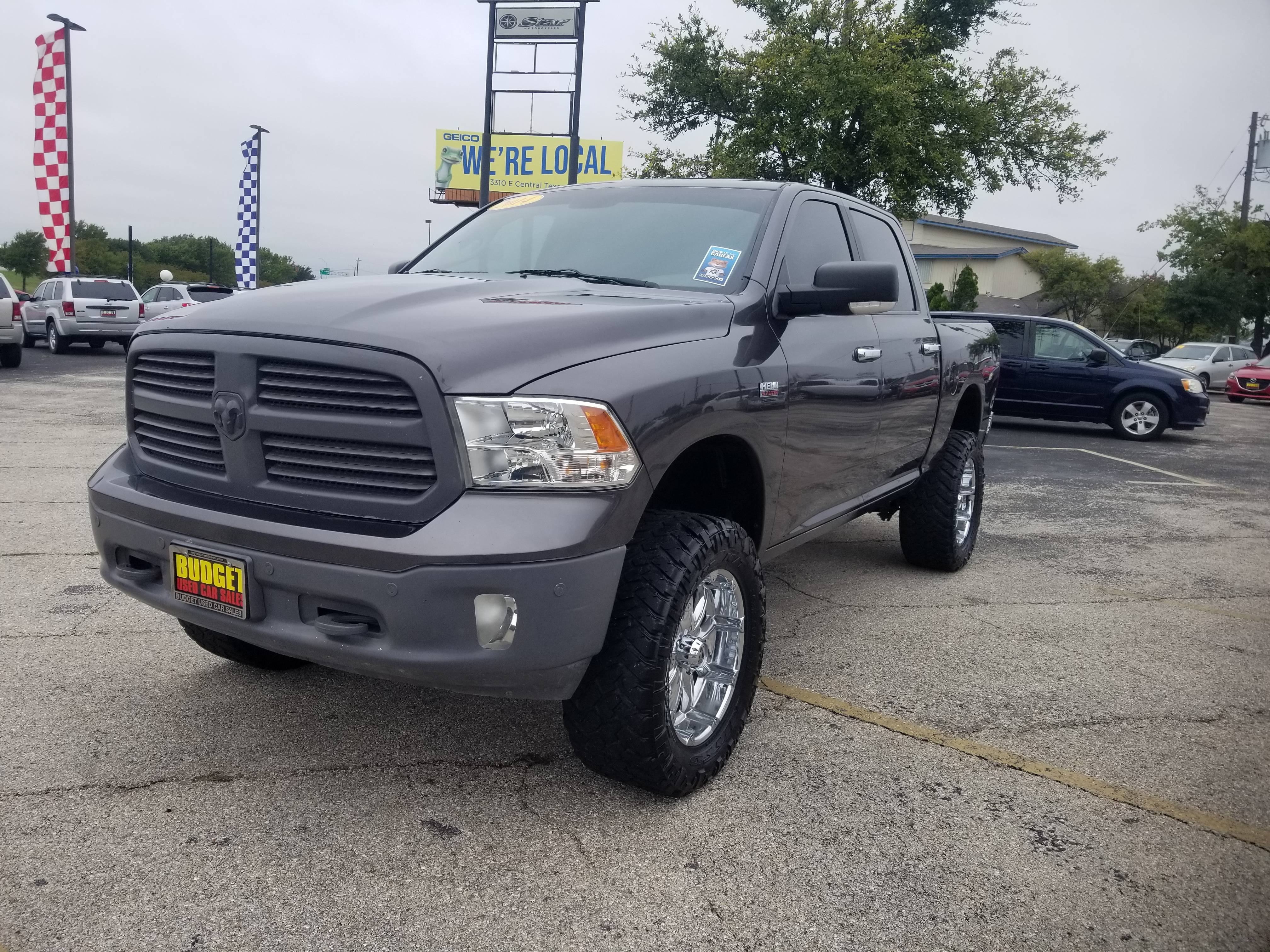 used vehicle - Truck Ram 1500 2014