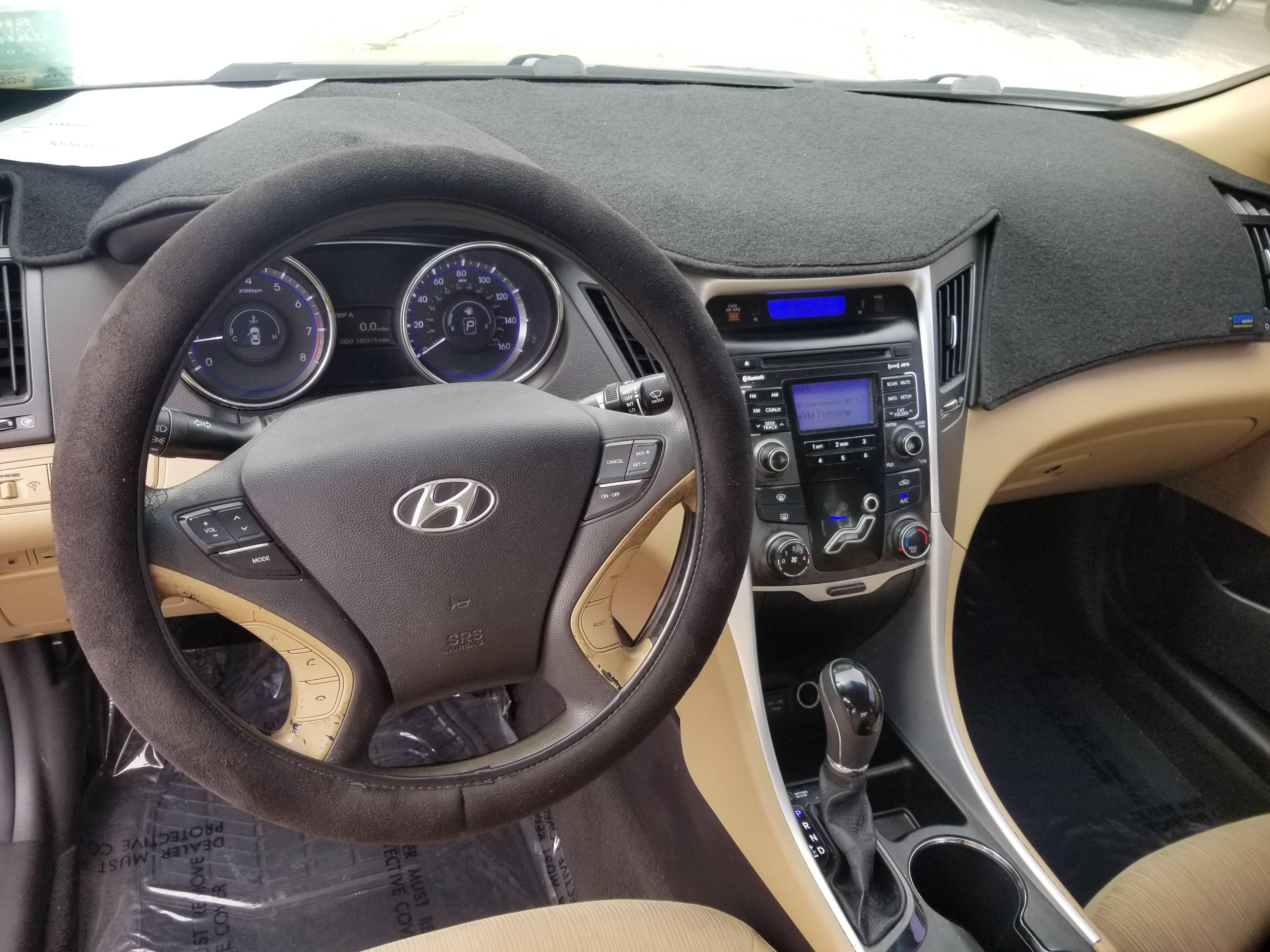 used vehicle - Sedan Hyundai Sonata 2011