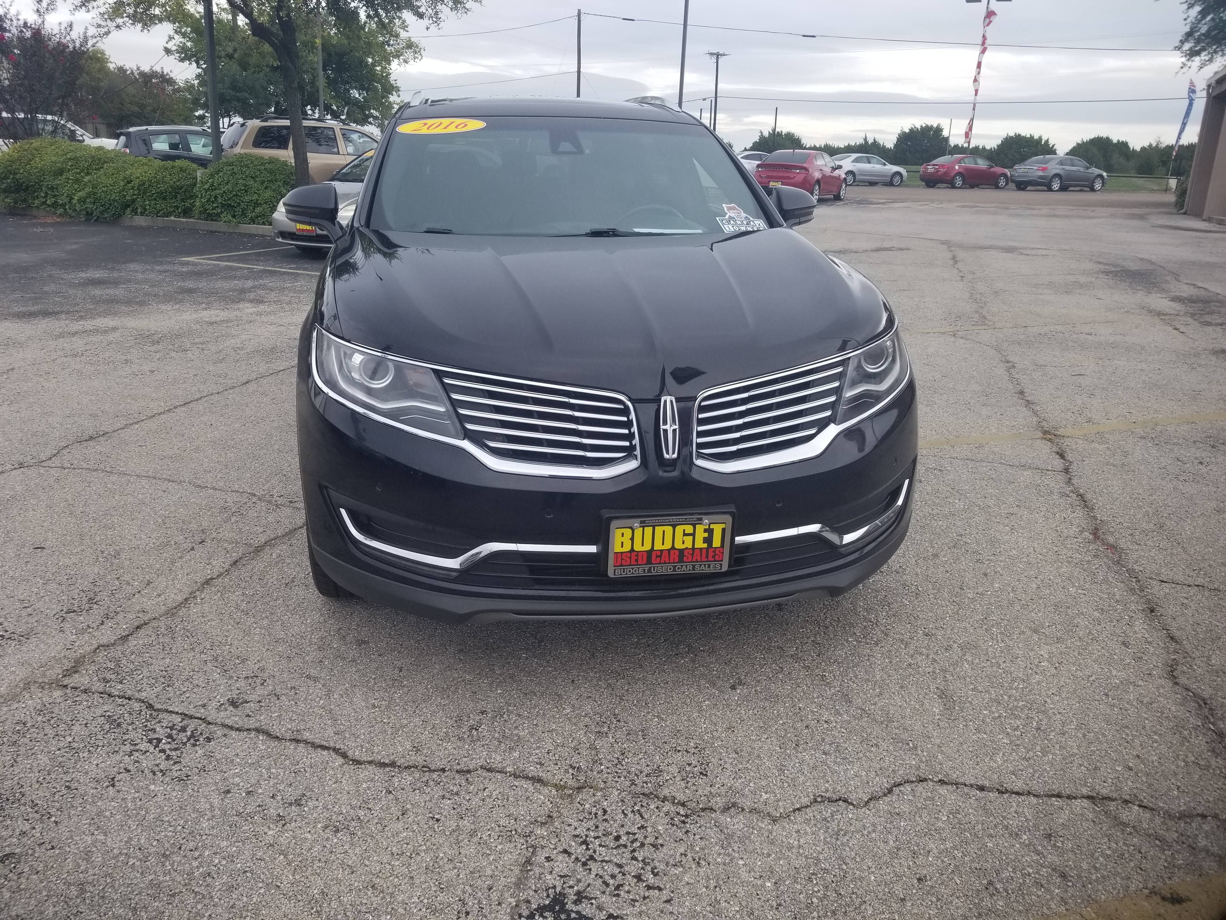 used vehicle - SUV Lincoln MKX 2016