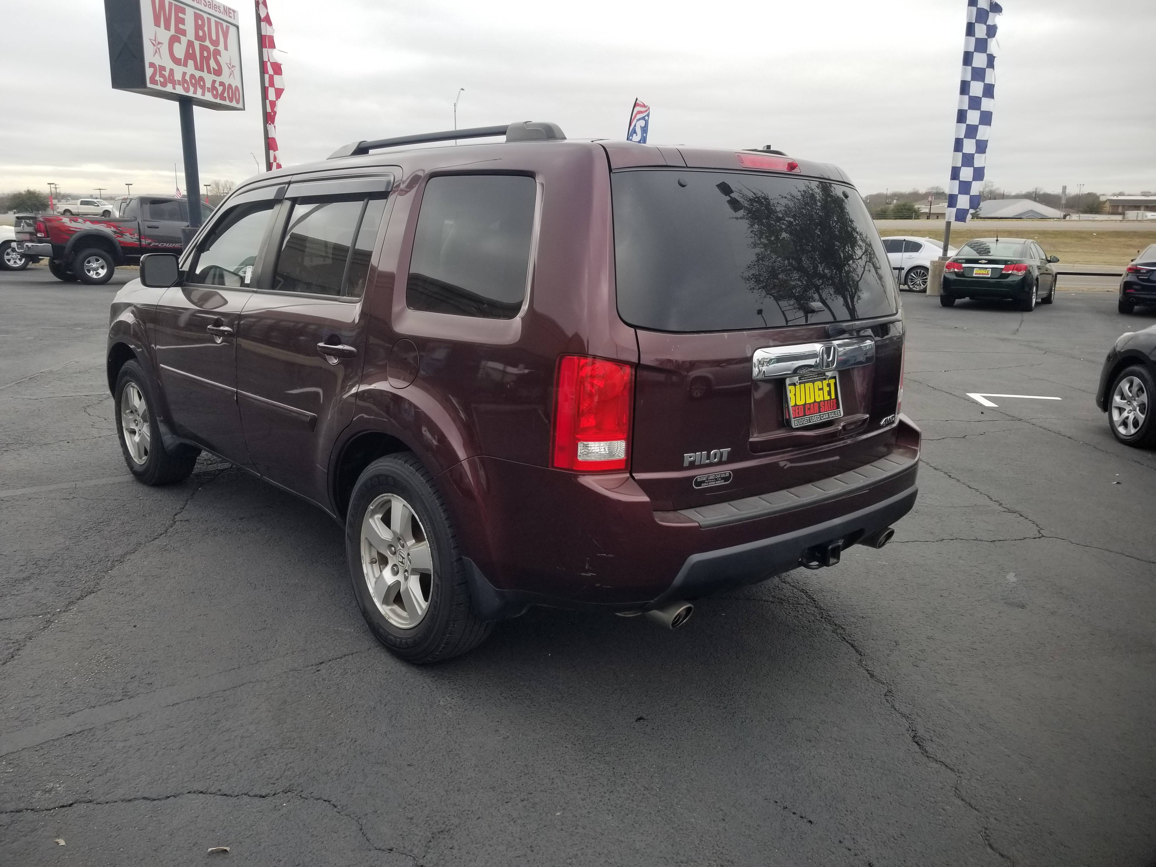 used vehicle - SUV HONDA PILOT 2009