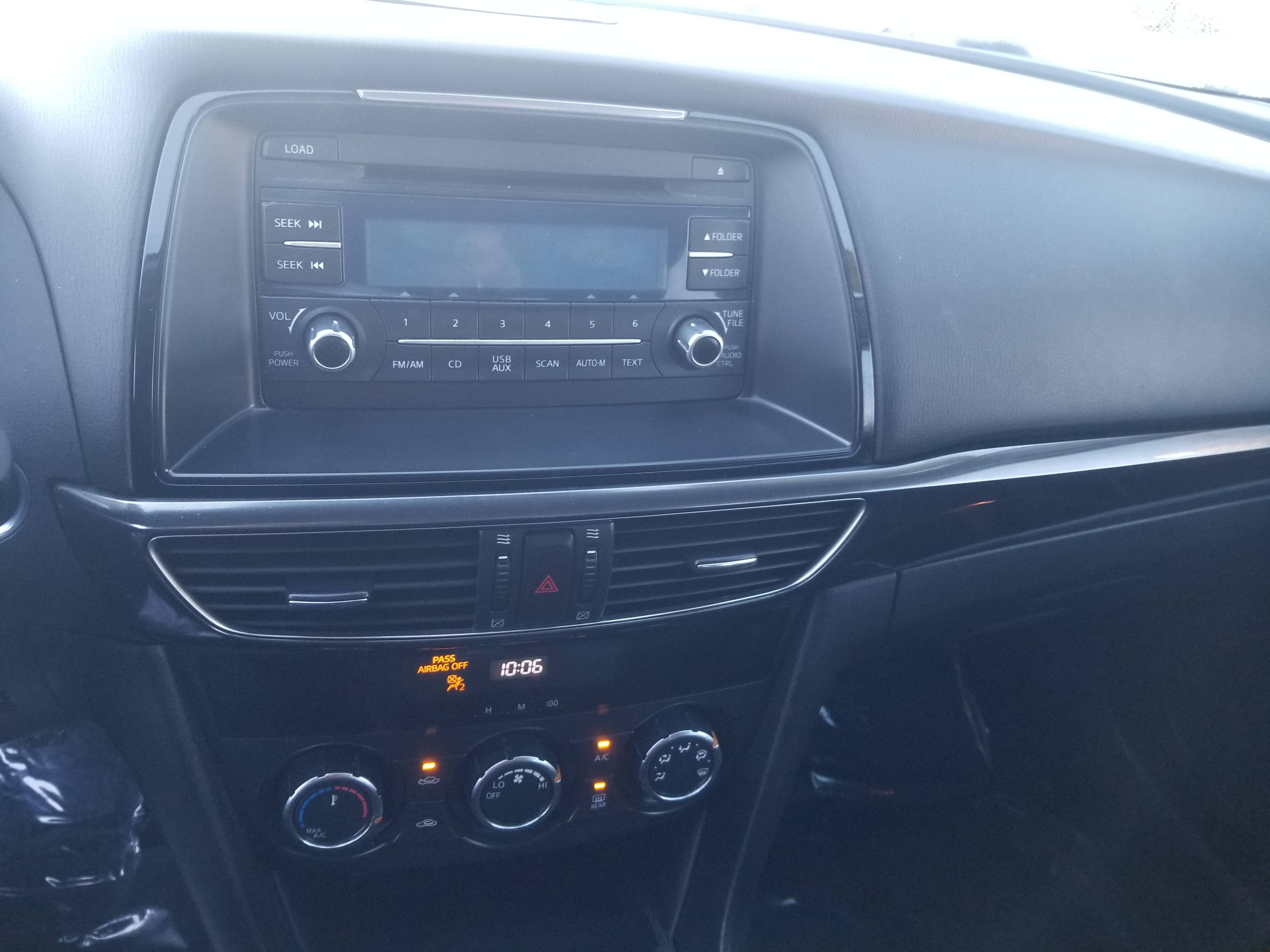used vehicle - Sedan MAZDA MAZDA6 2015