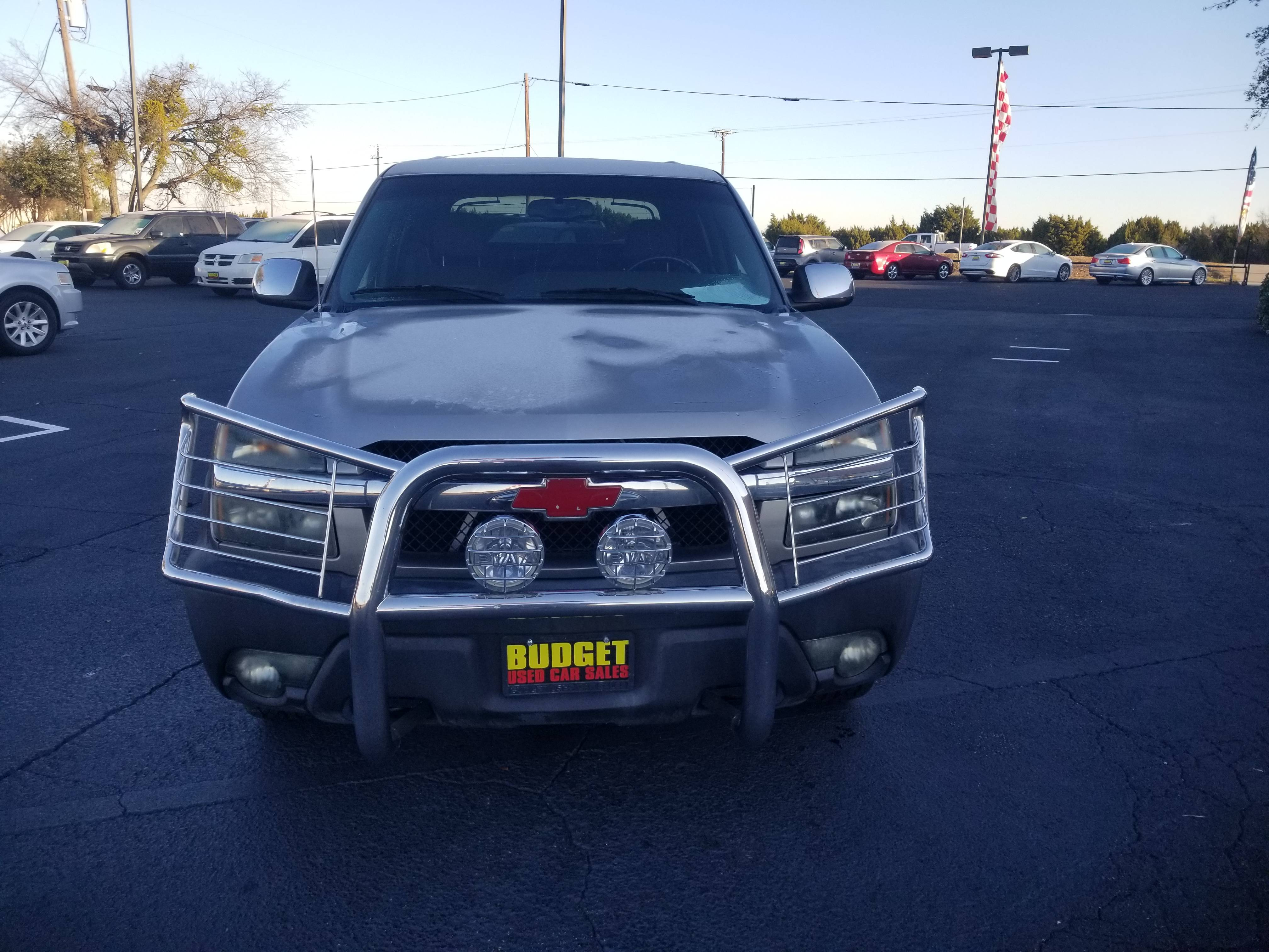 used vehicle - Truck CHEVROLET AVALANCHE 2003