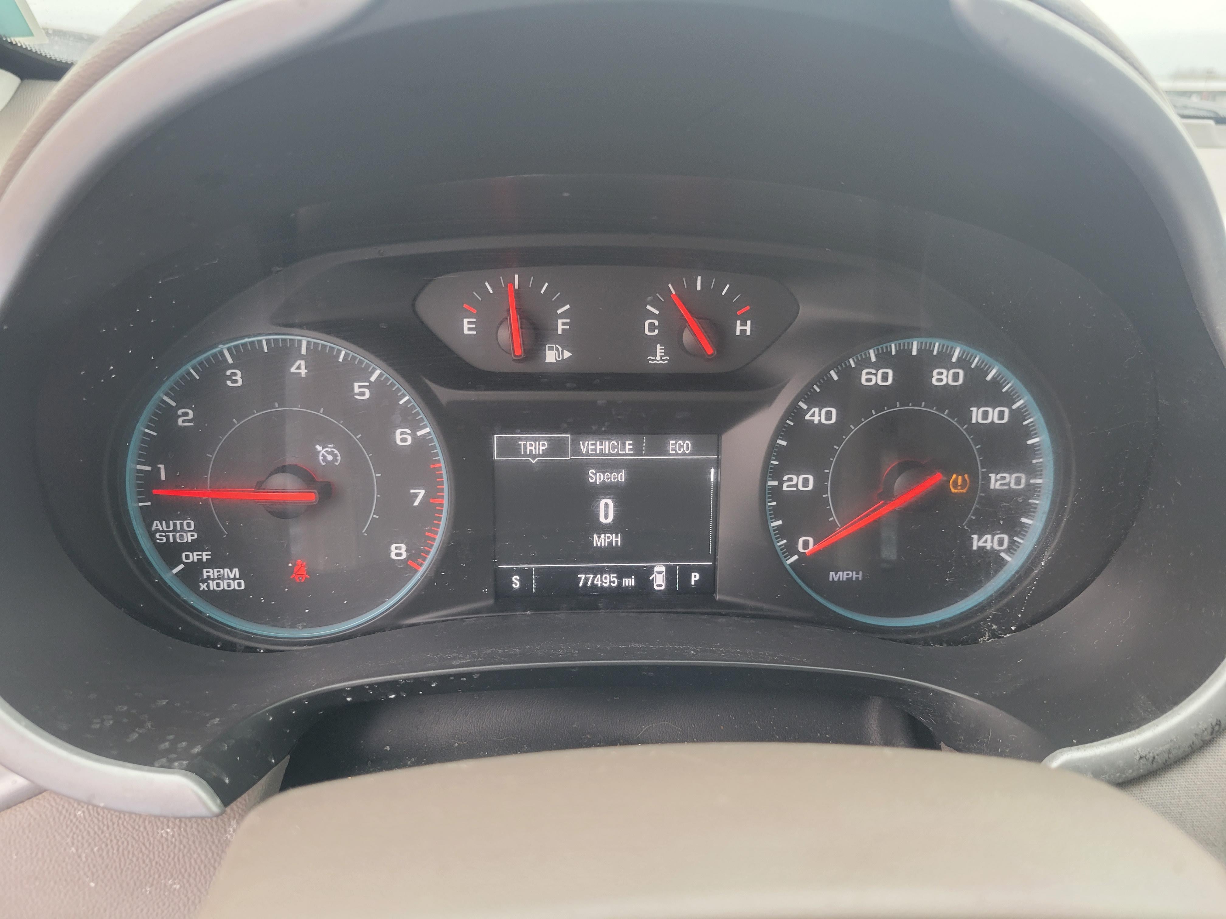 used vehicle - Sedan CHEVROLET MALIBU 2016