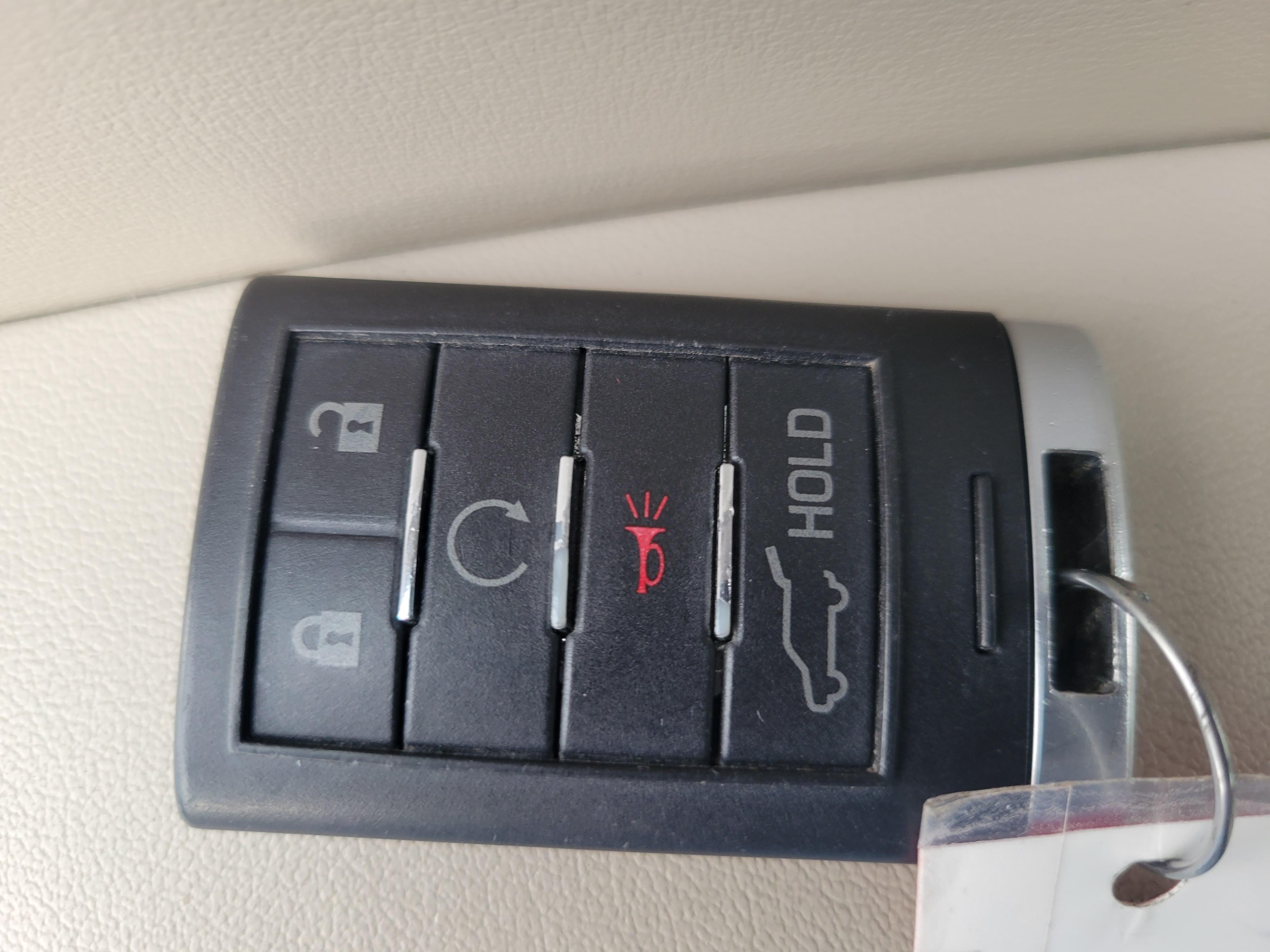 used vehicle - SUV CADILLAC SRX 2013