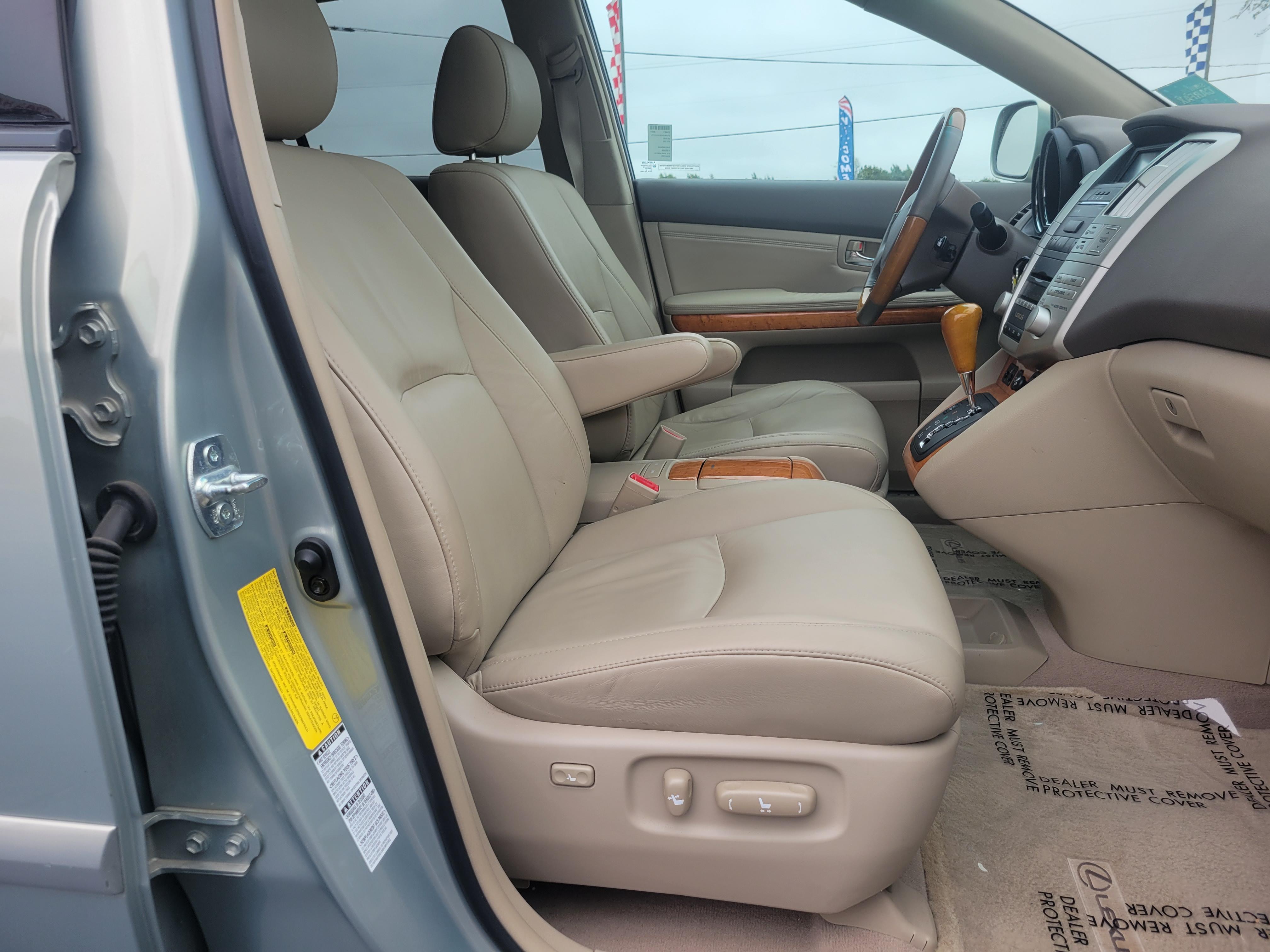 used vehicle - SUV LEXUS RX 350 2007