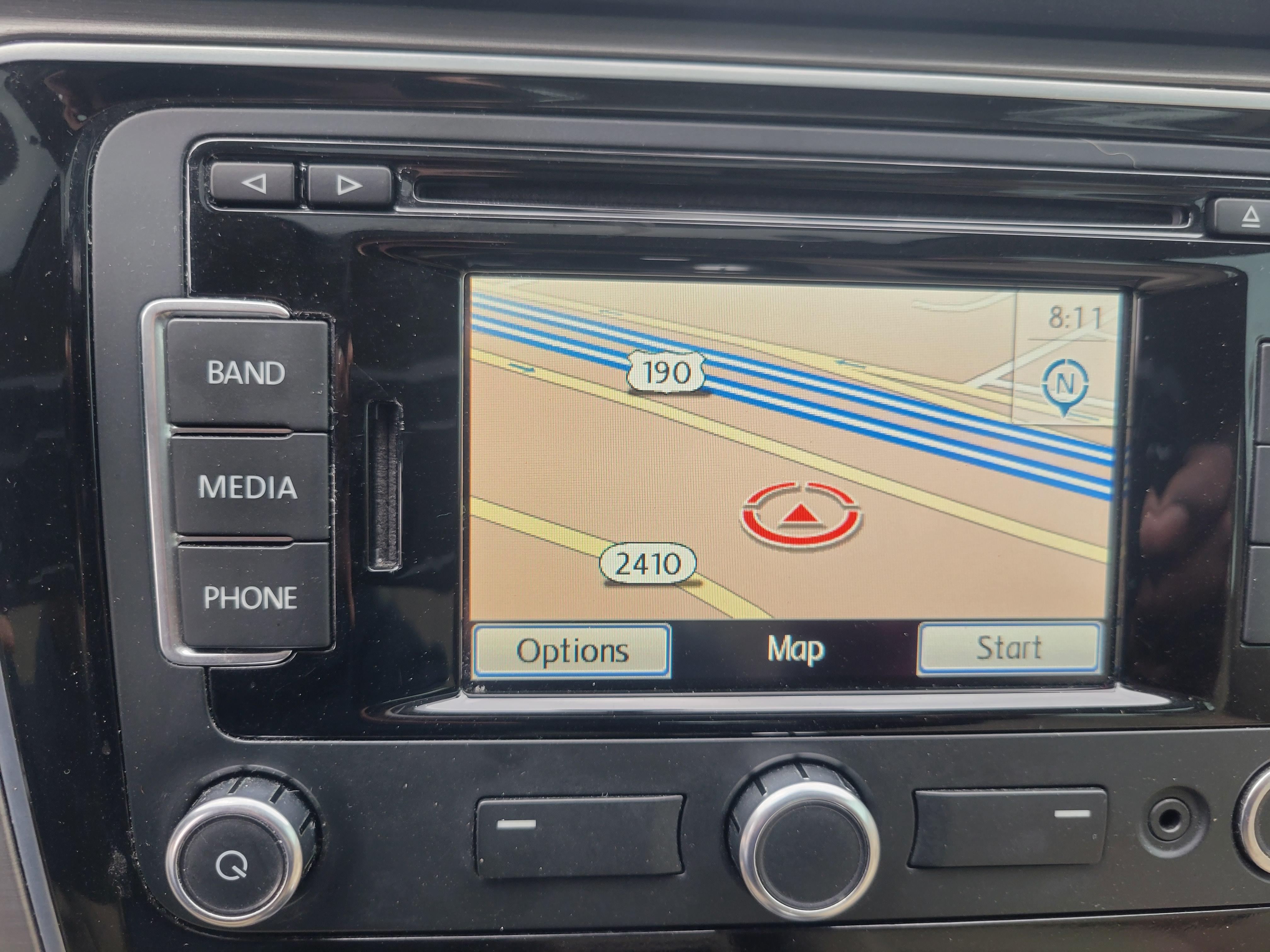 used vehicle - Sedan VOLKSWAGEN PASSAT 2015