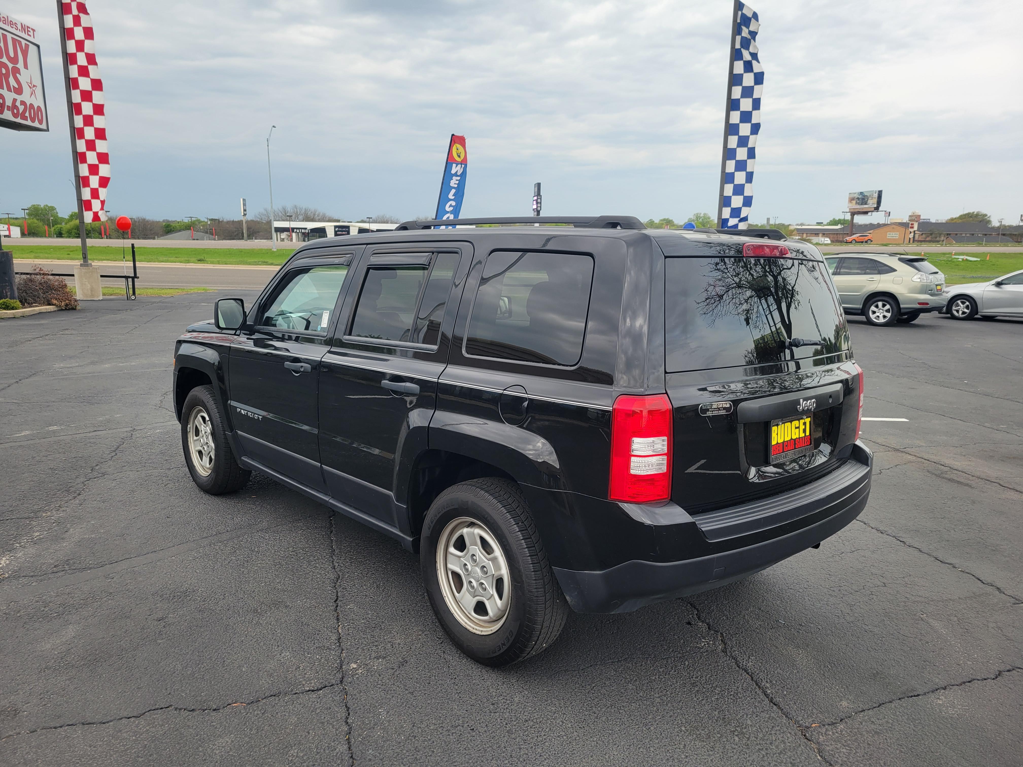 used vehicle - SUV JEEP PATRIOT 2016