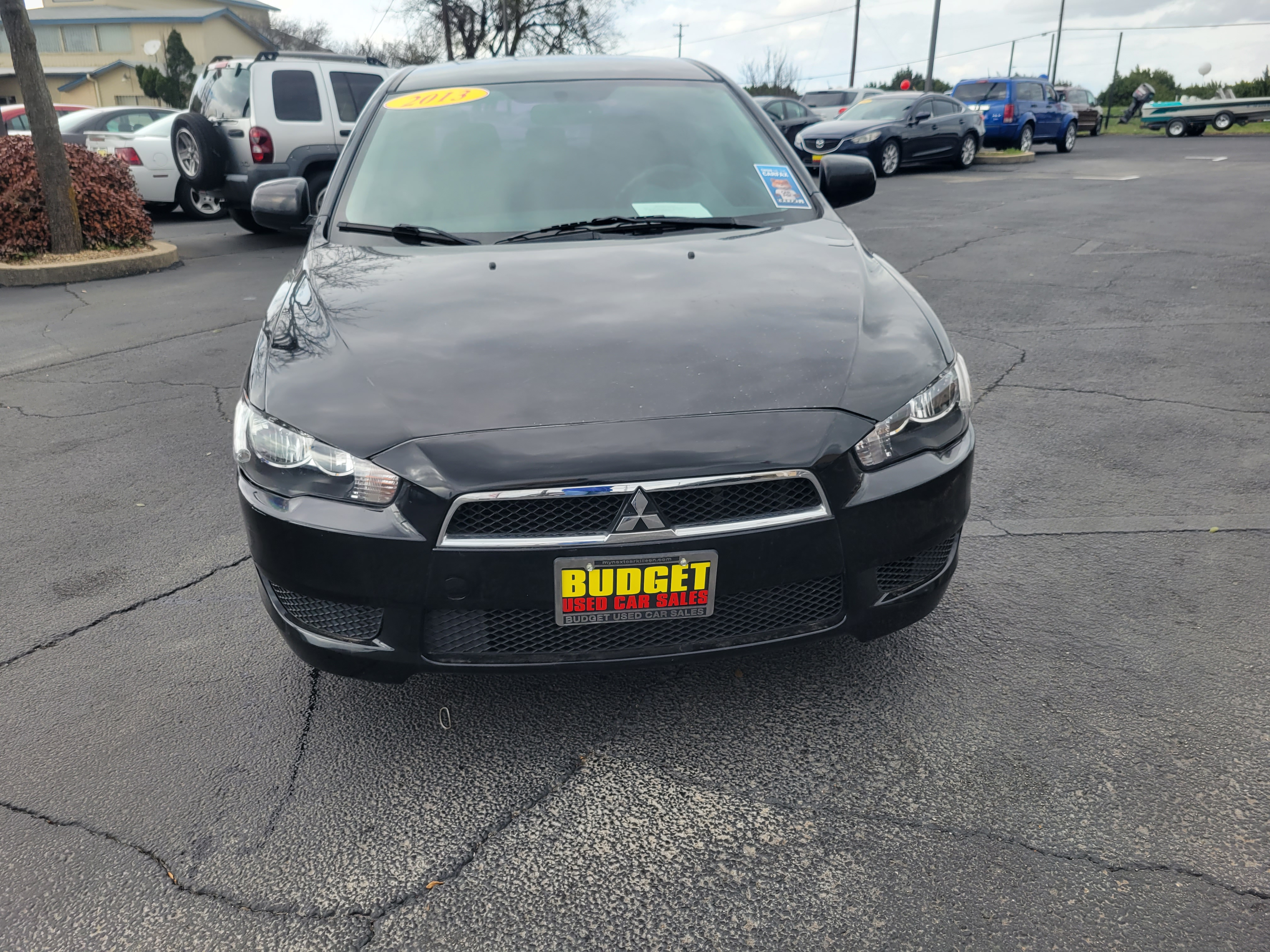 used vehicle - Sedan Mitsubishi Lancer 2013