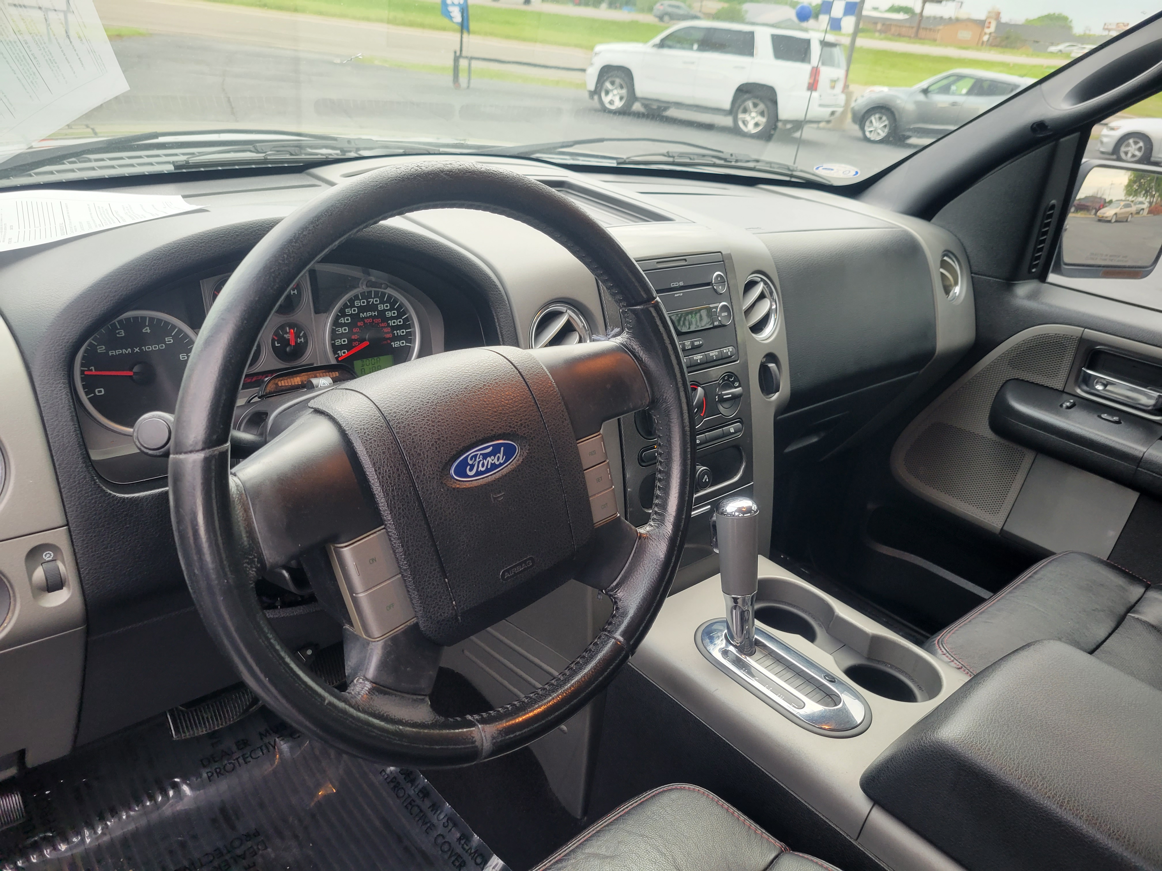 used vehicle - Truck FORD F-150 2008