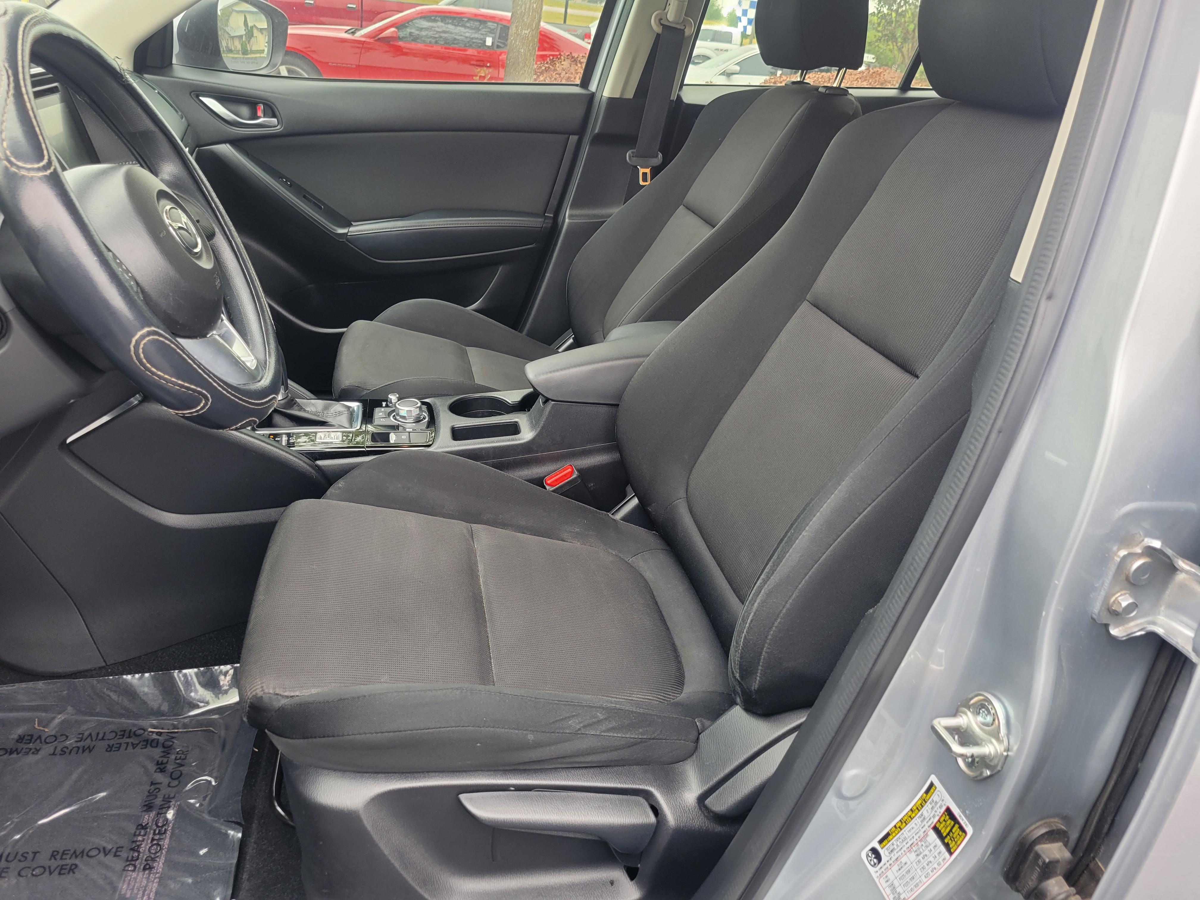 used vehicle - SUV MAZDA CX-5 2016