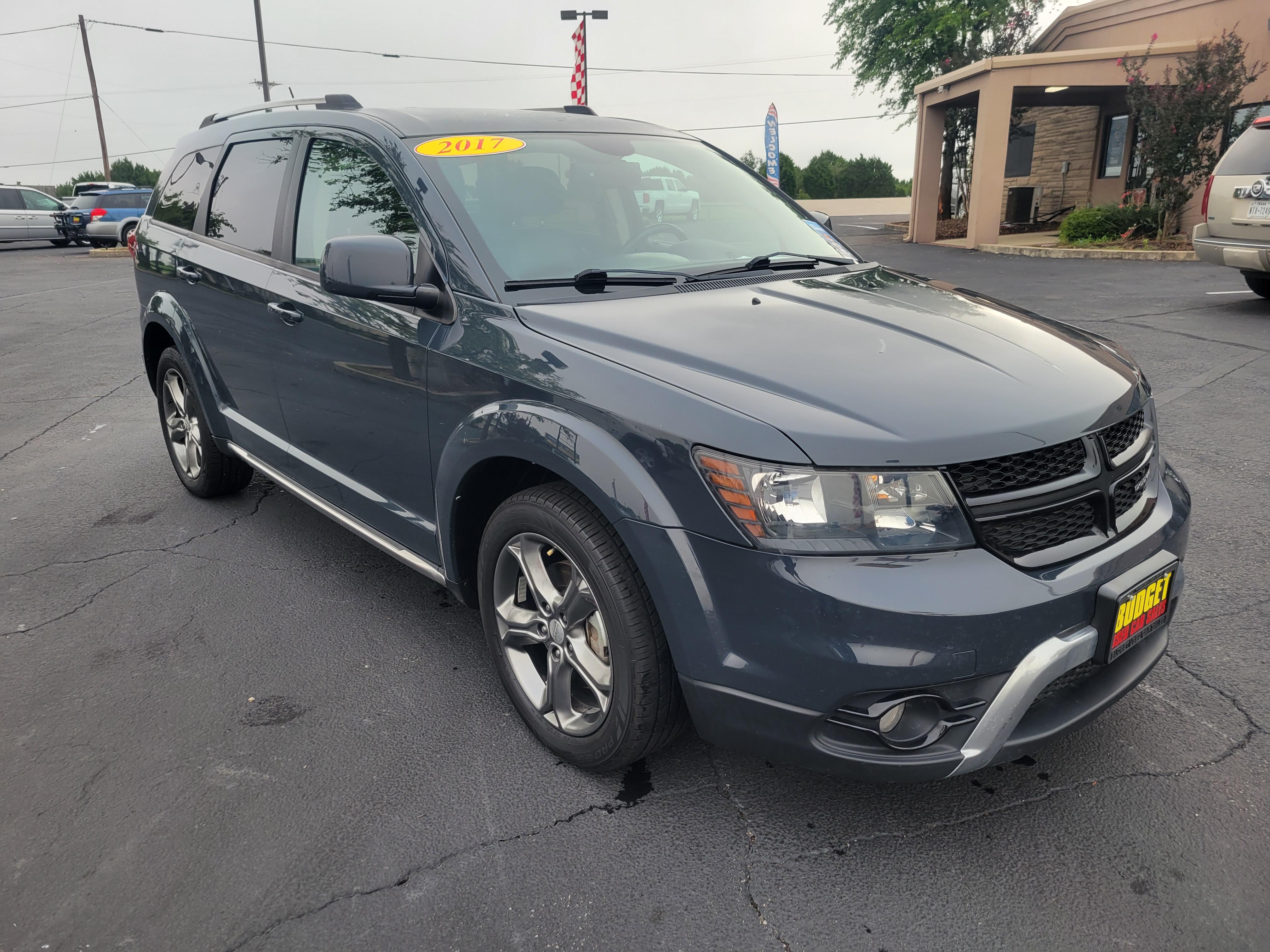 used vehicle - SUV DODGE JOURNEY 2017