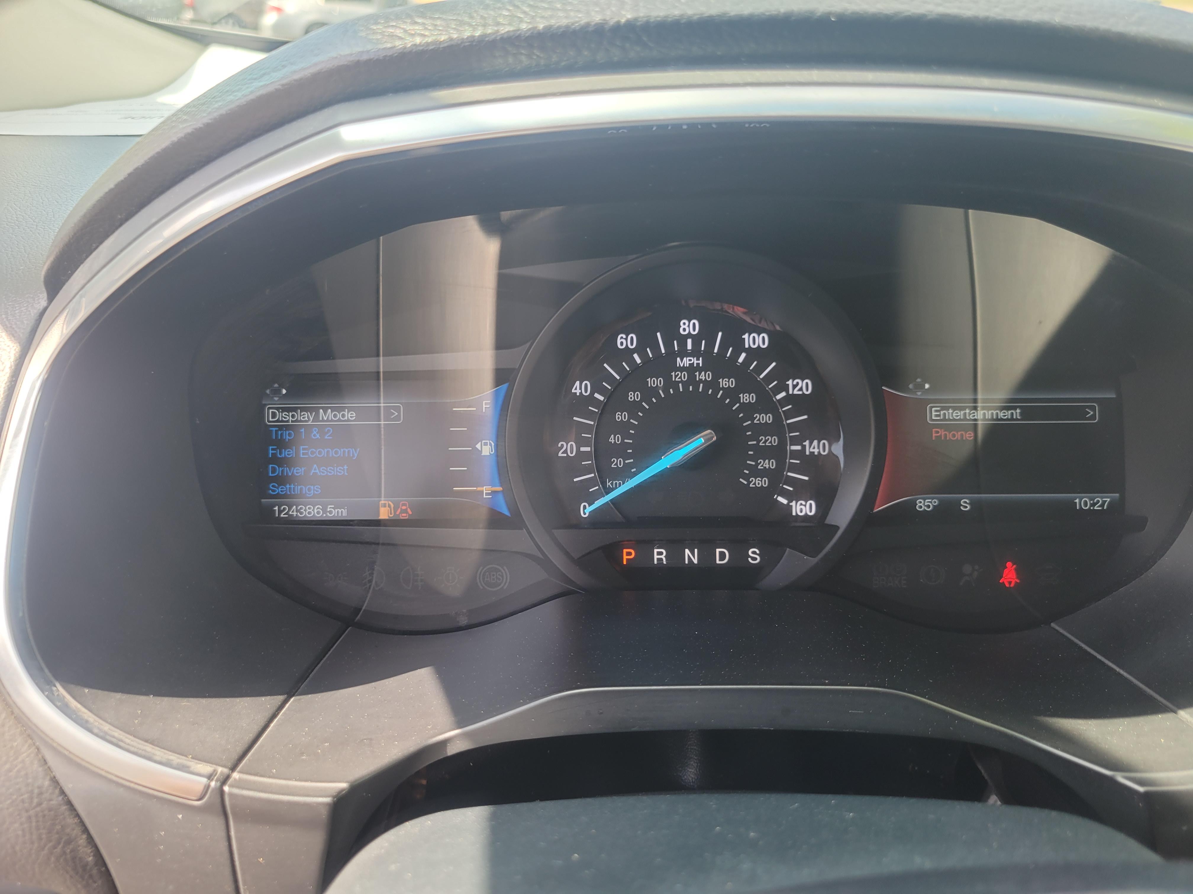 used vehicle - SUV FORD EDGE 2015