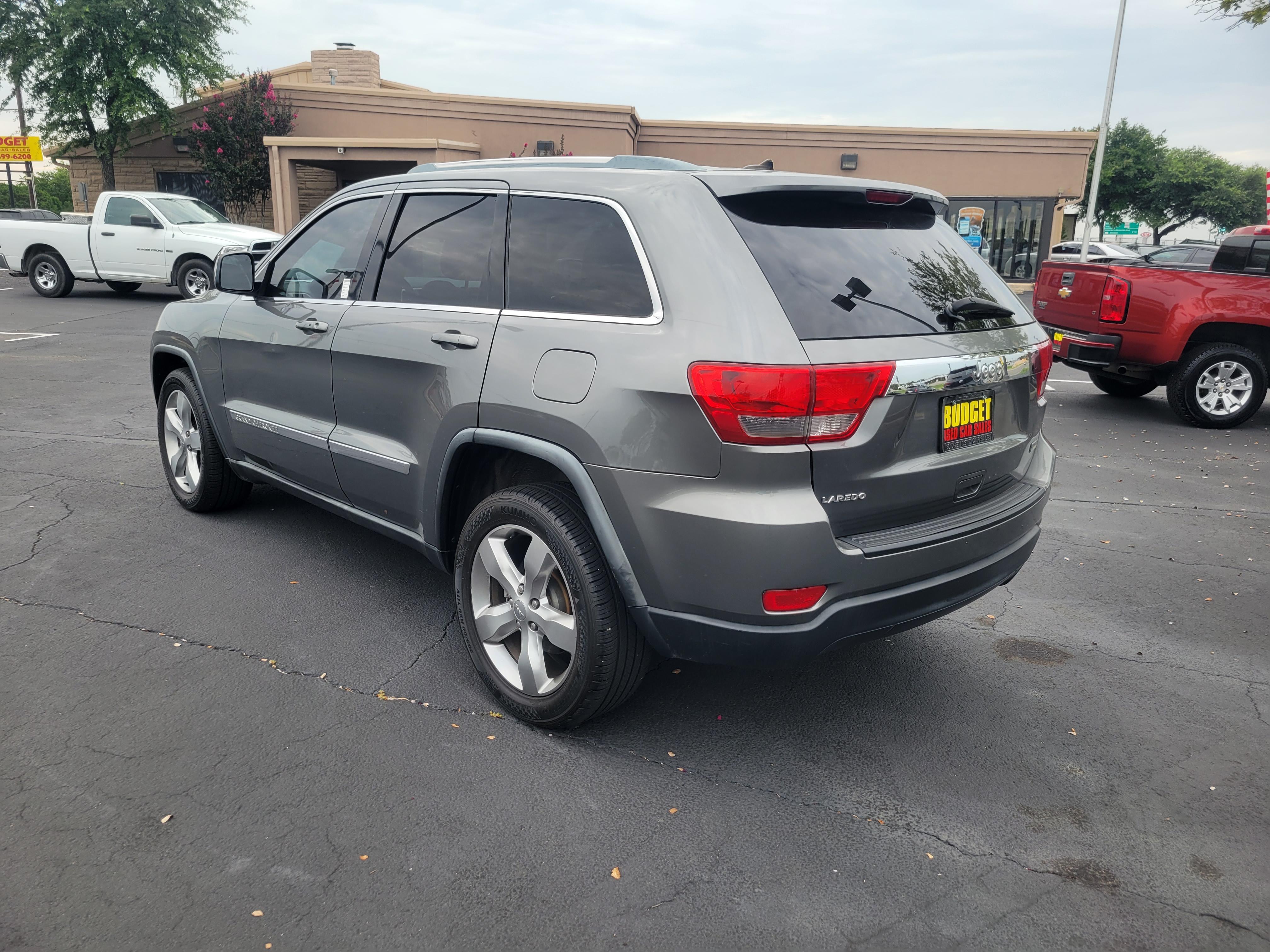 used vehicle - SUV JEEP GRAND CHEROKEE 2012