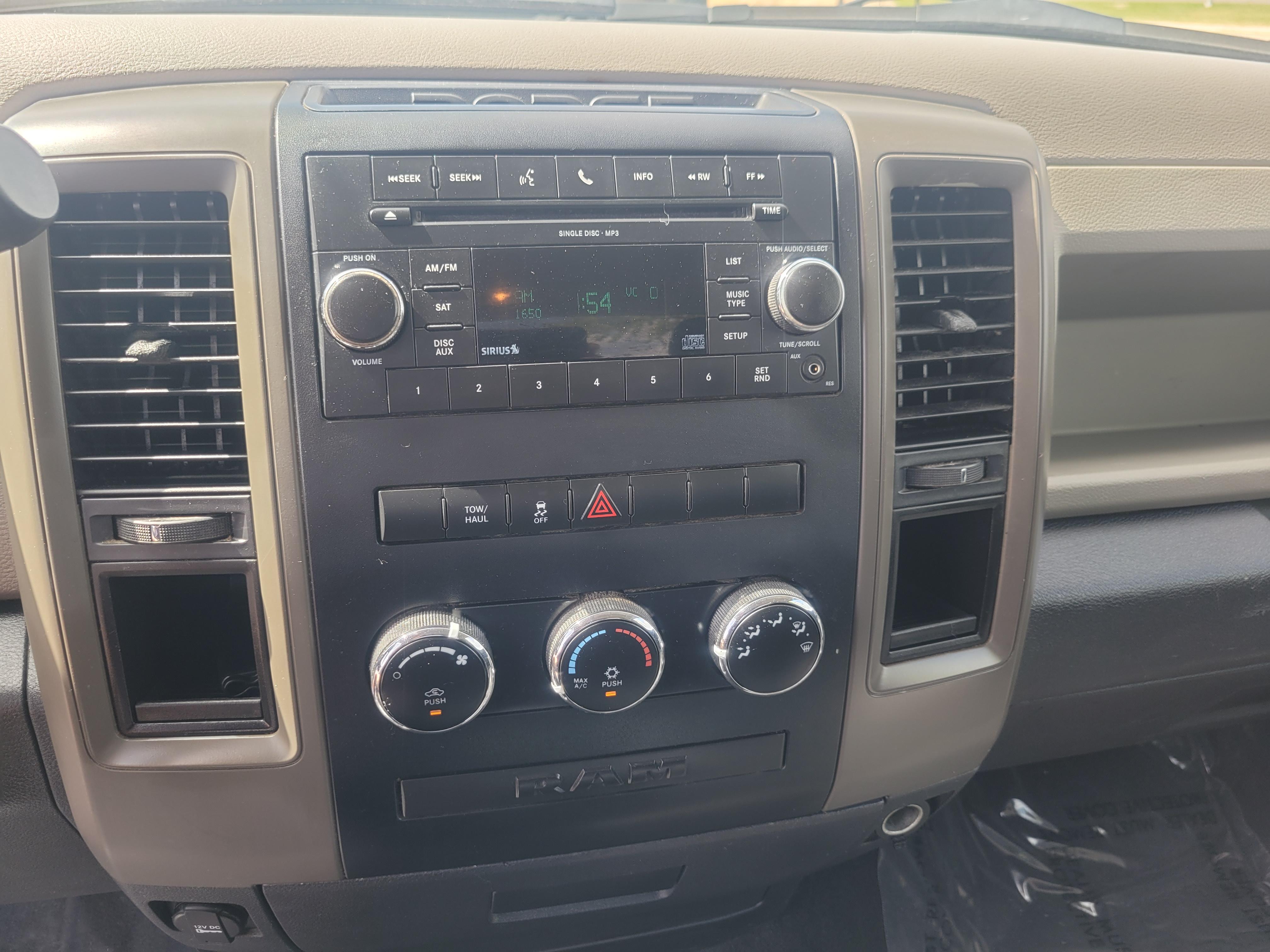 used vehicle - Truck RAM 1500 2011