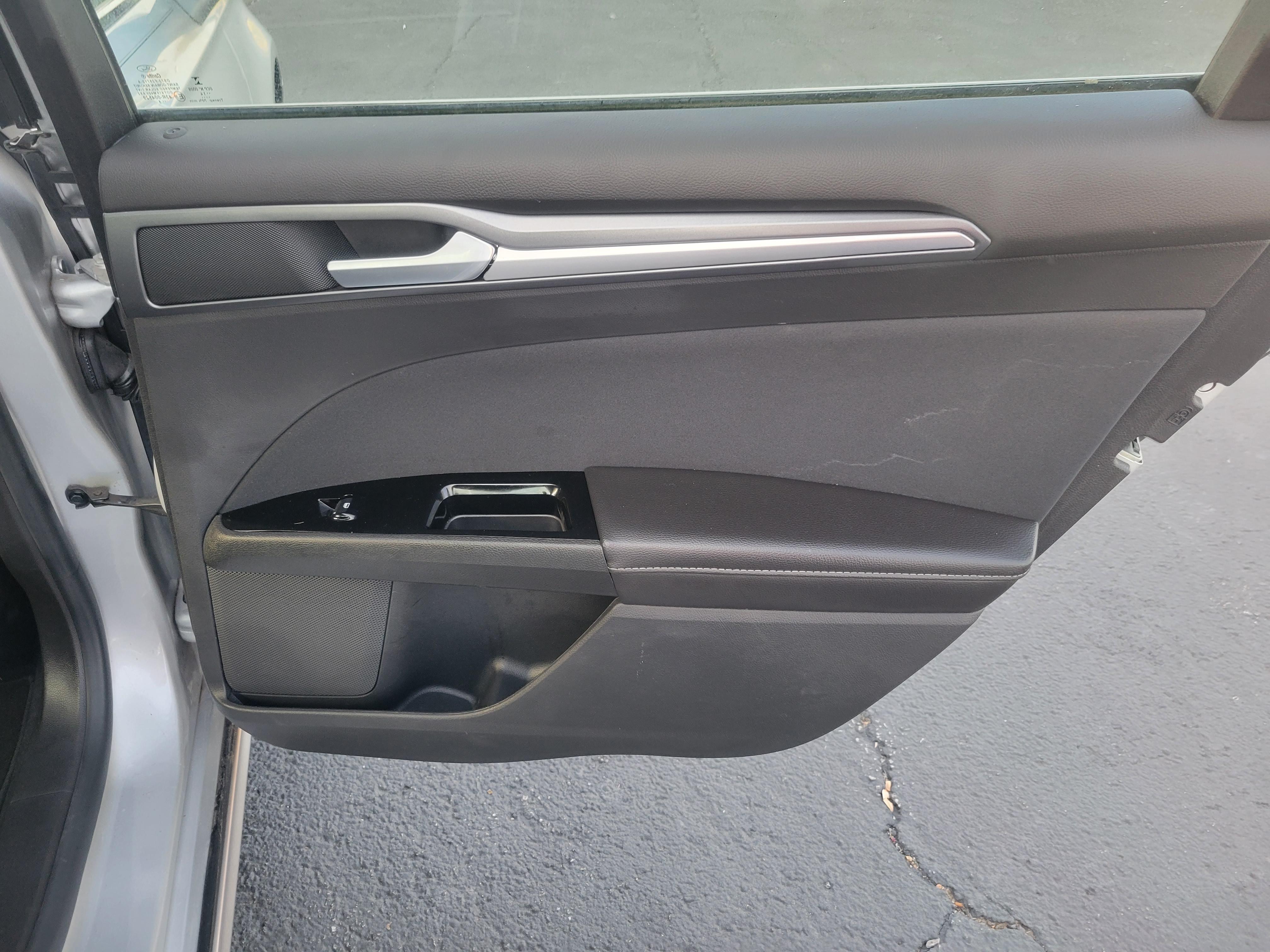 used vehicle - Sedan FORD FUSION 2014