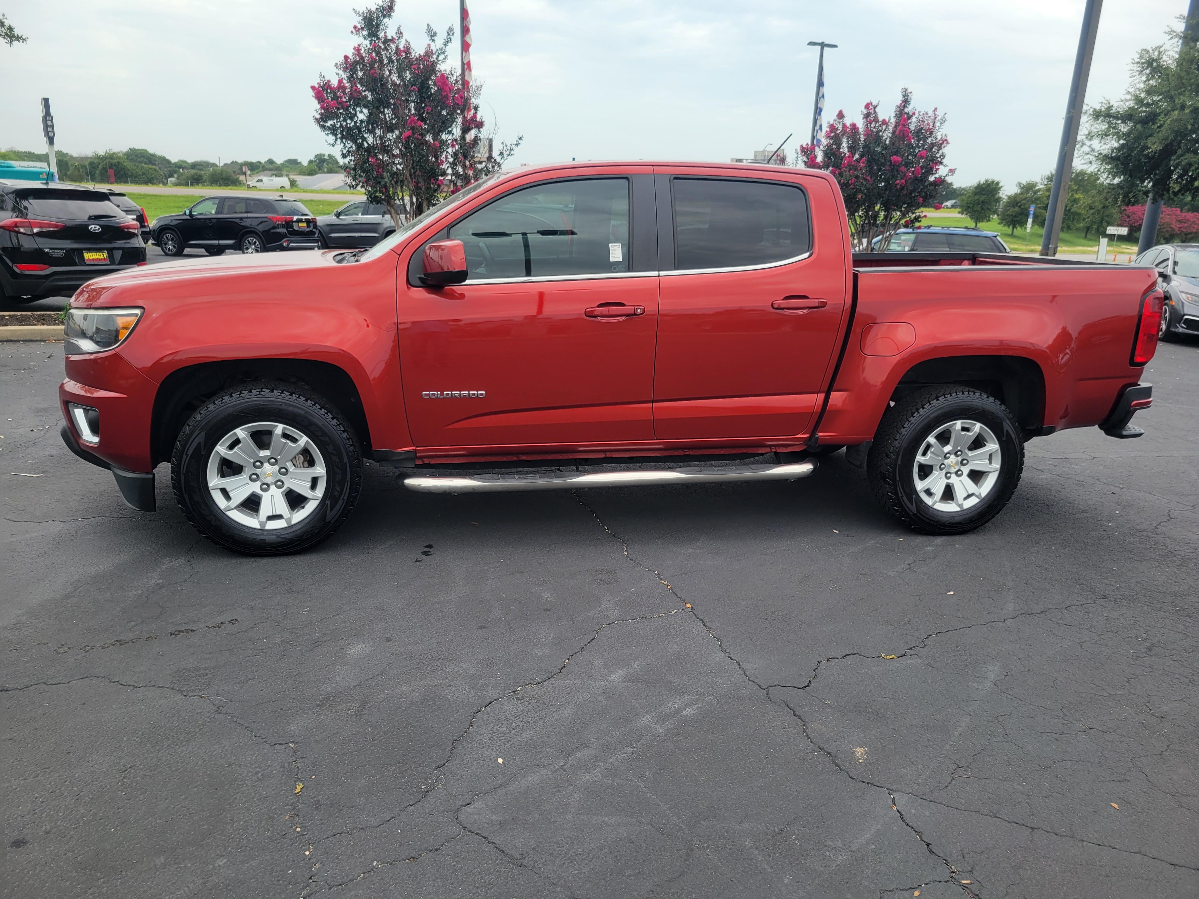 used vehicle - Truck CHEVROLET COLORADO 2016