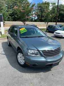 Used Chrysler Pacifica 2006 MASTERCARS AUTO SALES BASE
