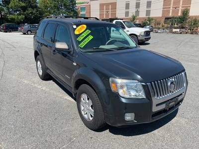 Used Mercury Mariner 2008 MASTERCARS AUTO SALES