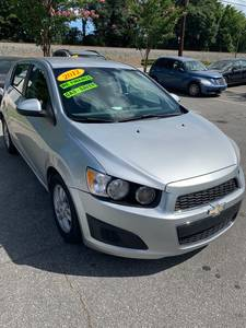 Used Chevrolet Sonic 2012 MASTERCARS AUTO SALES LT