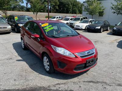 Used Ford Fiesta 2013 MASTERCARS AUTO SALES SE