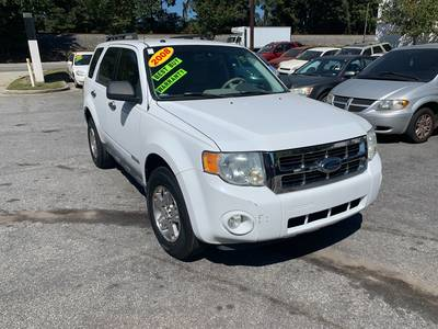 Used Ford Escape 2008 MASTERCARS AUTO SALES XLT