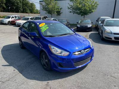 Used Hyundai Accent 2012 MASTERCARS AUTO SALES GLS