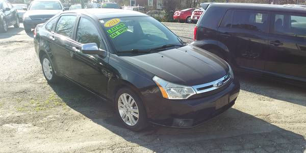 Used FORD FOCUS 2011 MASTERCARS AUTO SALES SEL