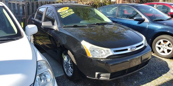 Used FORD FOCUS 2009 MASTERCARS AUTO SALES SE