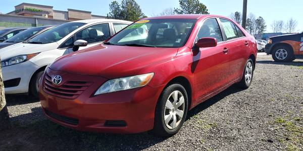 Used TOYOTA CAMRY 2009 MASTERCARS AUTO SALES