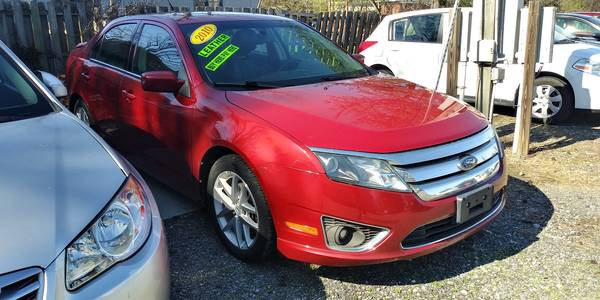 Used FORD FUSION 2010 MASTERCARS AUTO SALES SEL