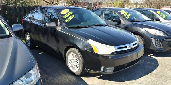 Used FORD FOCUS 2011 MASTERCARS AUTO SALES SE