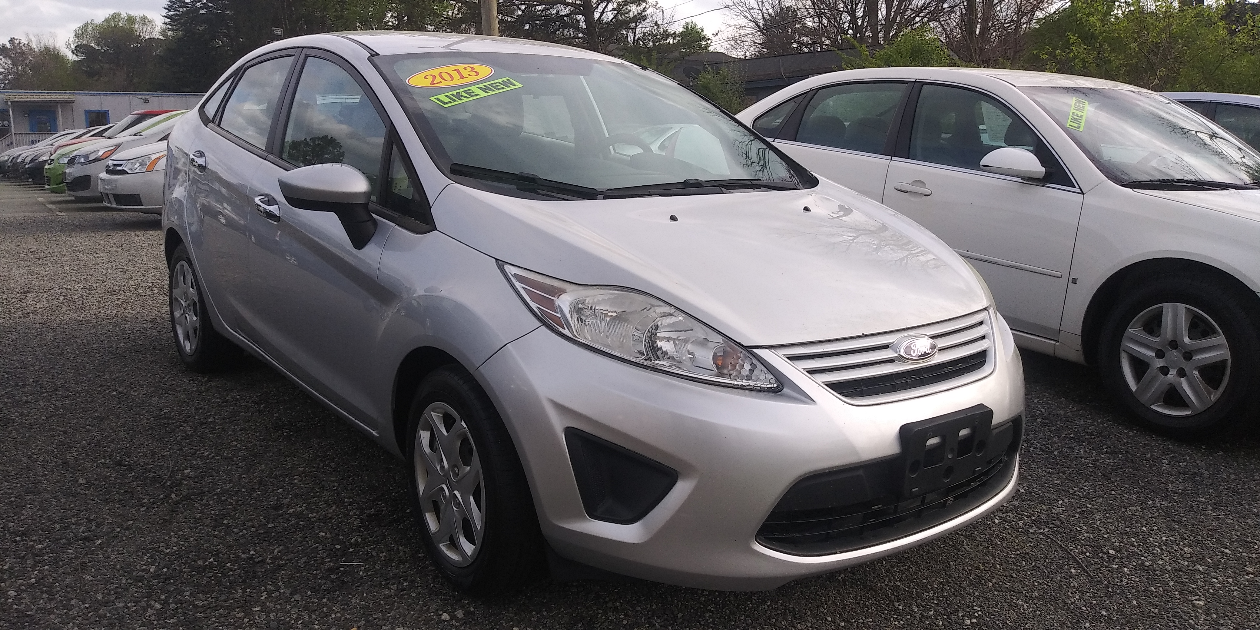 Used FORD FIESTA 2013 MASTERCARS AUTO SALES S
